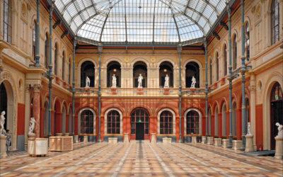Le palais des beaux arts de Lille
