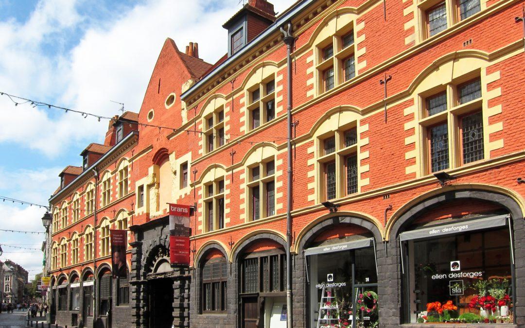 Le vieux Lille: une destination touristique historiquex